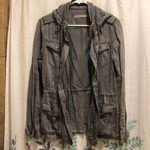 Grey Women's jacket